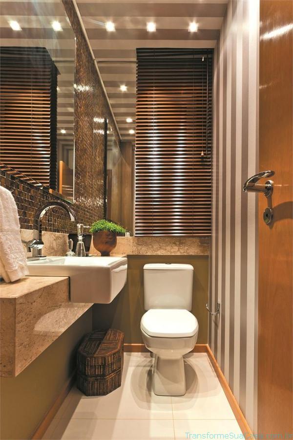 Lavabos modernos – Como decorar (9) dicas de decoração como decorar como organizar