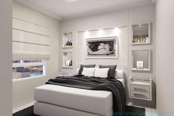 Móveis para quarto de casal - Como escolher 1