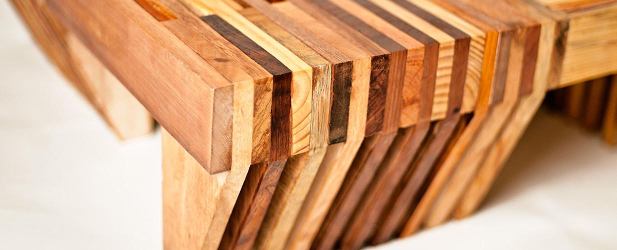 Mesa de centro de madeira de demolição – Como escolher (11) dicas de decoração fotos