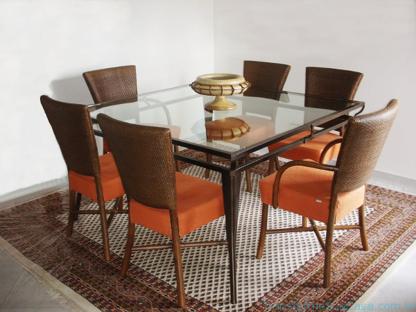 Mesa de jantar – Como escolher 2 dicas de decoração como decorar como organizar