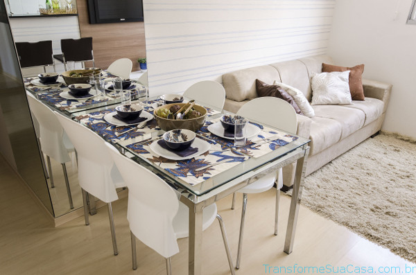 Mesa de jantar – Como escolher 7 dicas de decoração como decorar como organizar