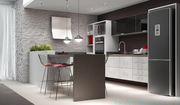 Objetos de decoração para cozinha - Como escolher 11