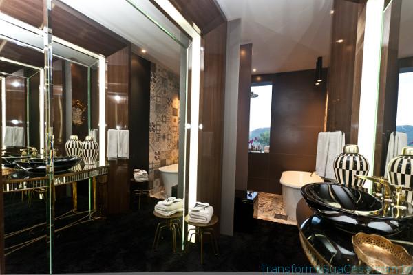 Piso para banheiro – Como escolher (2) dicas de decoração como decorar como organizar
