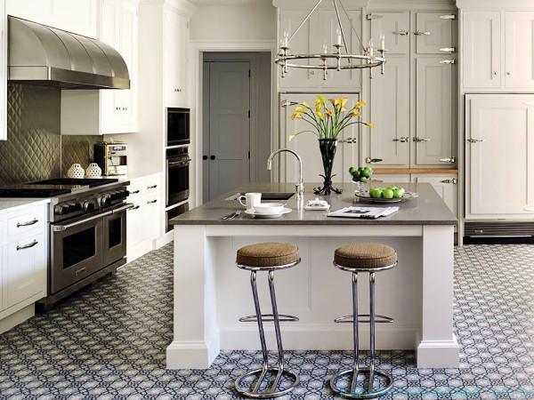 Piso para cozinha – Como escolher 3 dicas de decoração como decorar como organizar
