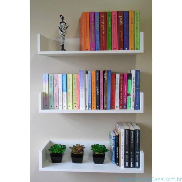 Prateleira para livros - Como escolher