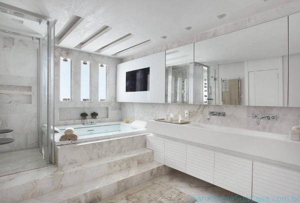 Revestimento para banheiro - Como escolher 1