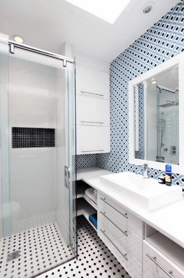 Revestimento para banheiro – Como escolher 8 dicas de decoração como decorar como organizar