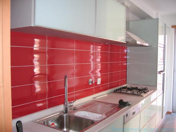 Revestimento para cozinha – Como escolher (12) dicas de decoração como decorar como organizar
