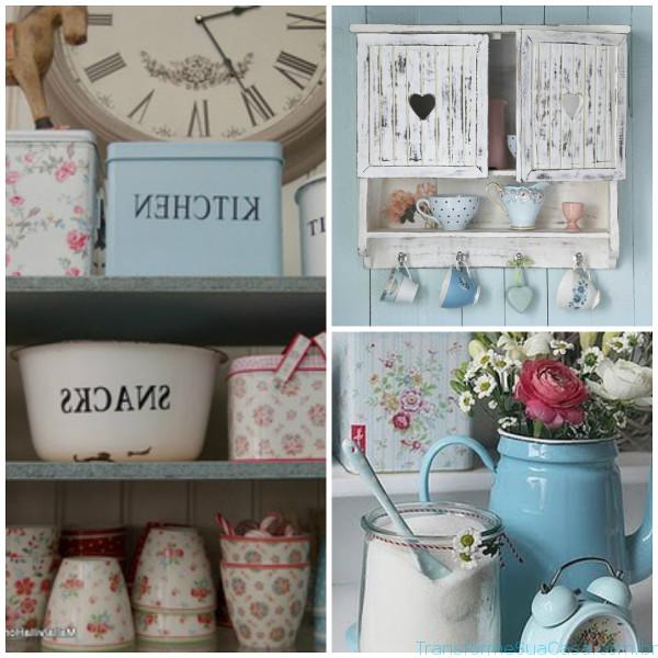 Shabby Chic – Tendência para 2017 7 dicas de decoração como decorar como organizar