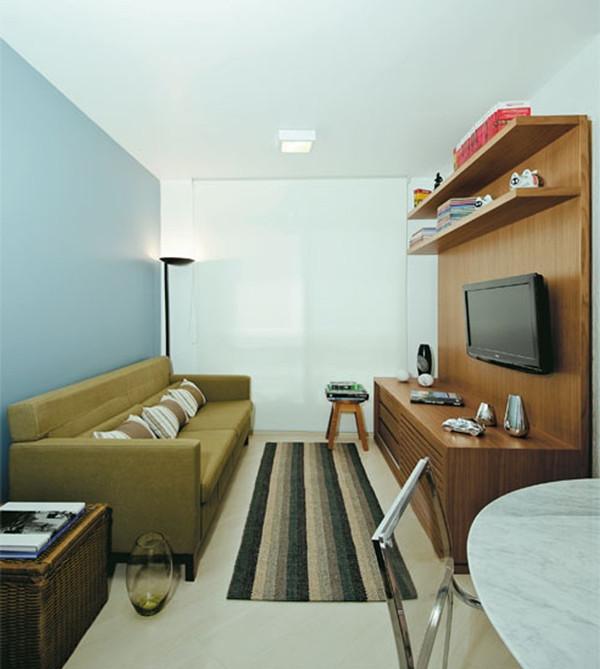 Cores para sala - Dicas, Fotos, Parede, piso, pequeno, grande