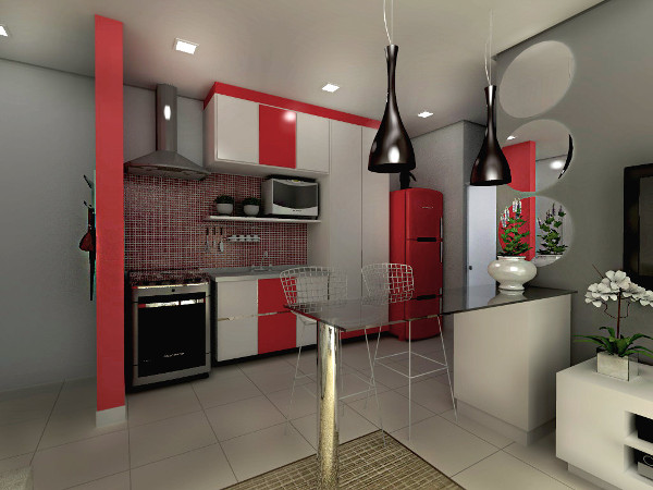 cozinha-americana-para-casas-pequenas-simples-fotos-dicas-objetos-11