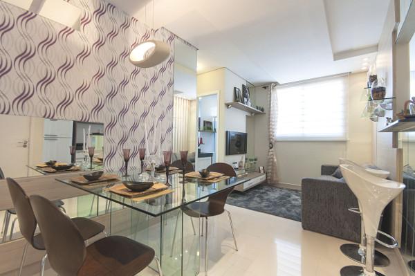 Decoração moderna para apartamento - Como fazer, dicas, fotos, grande 2