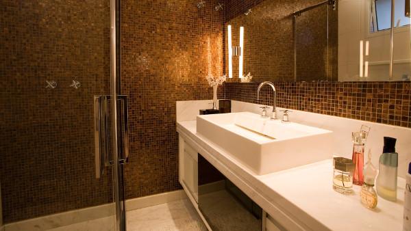 Decoração moderna para lavabo - Como fazer, dicas 2