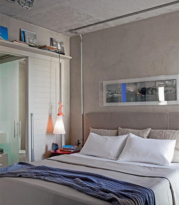 Decoração moderna para quarto - Como fazer, dicas