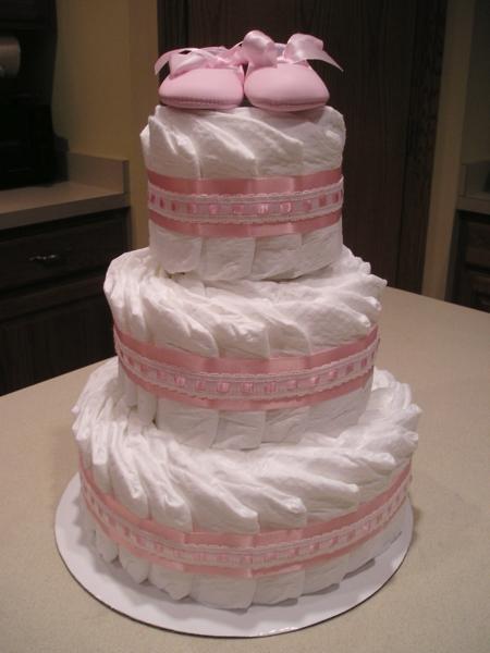 Como fazer bolo de fraldas? Aprenda todos os segredos! 2