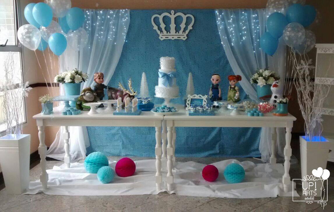 Festa da Frozen: guia absolutamente completo
