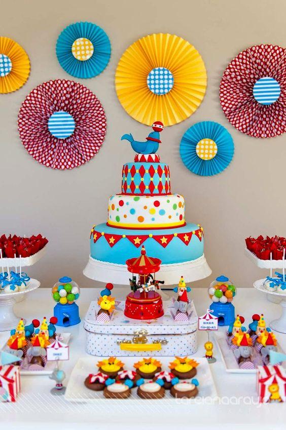 Festa de aniversário: dicas para organizar e decorar! 1