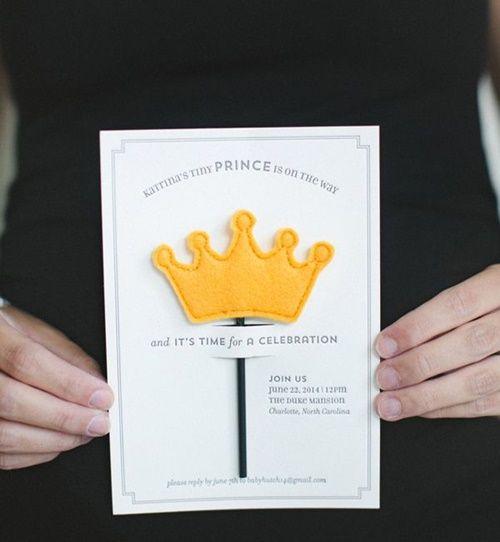 Festa Pequeno Príncipe: convite e papelaria