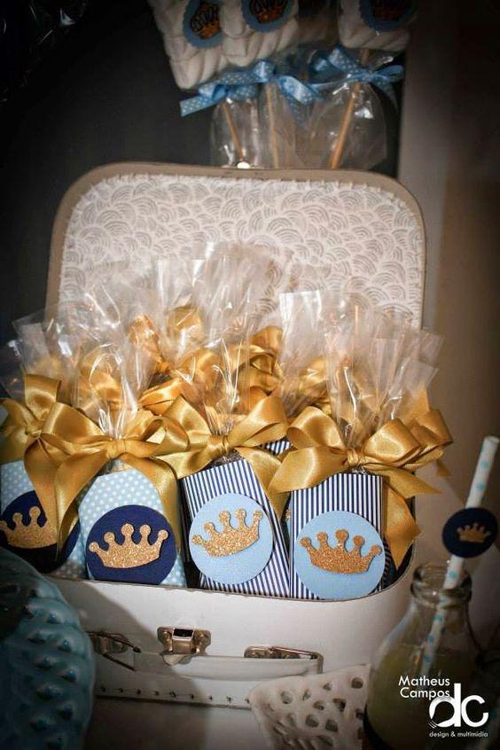 Festa Pequeno Príncipe: lembrancinhas