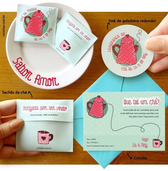 Chá de panela: como organizar, decorar e montar a lista! 3