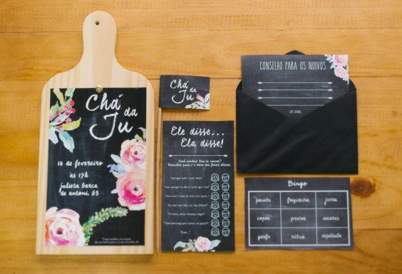 Chá de panela: como organizar, decorar e montar a lista! 9
