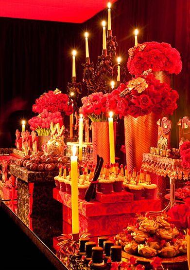 Mouling Rouge cha de lingerie
