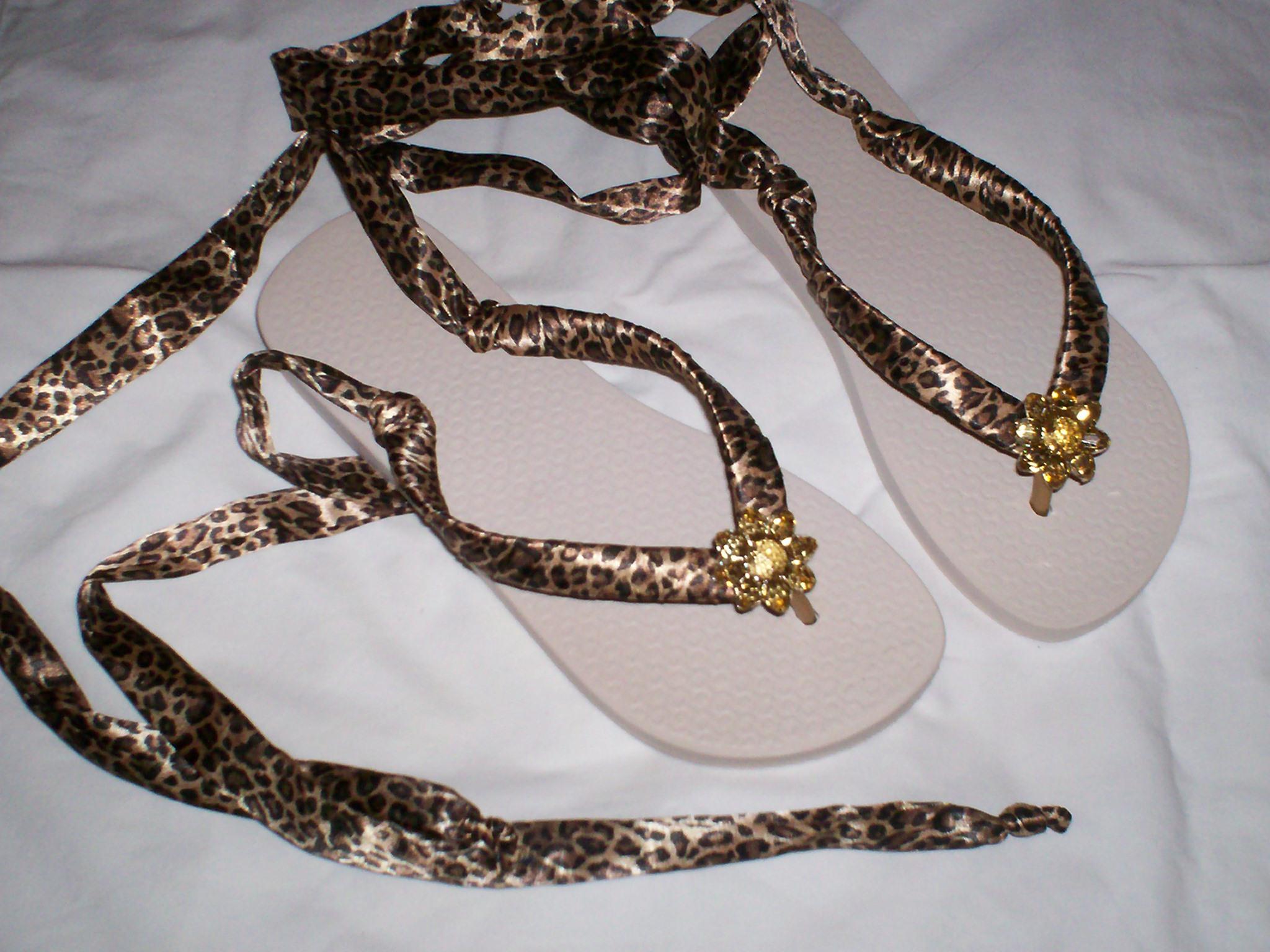 Tudo sobre chinelos decorados