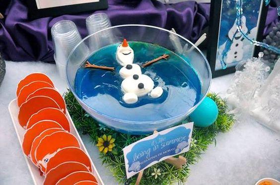 Decoração da Frozen: dicas, ideias e inspirações para uma festa incrível! 1
