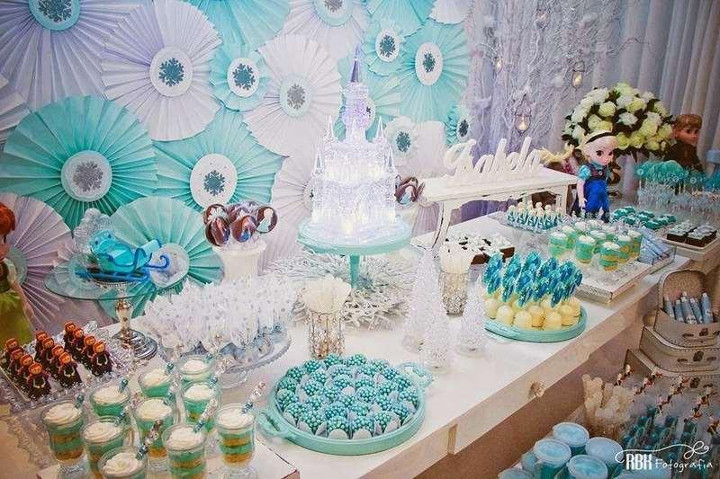 Decoração Frozen: dicas, ideias e fotos criativas para você! 1