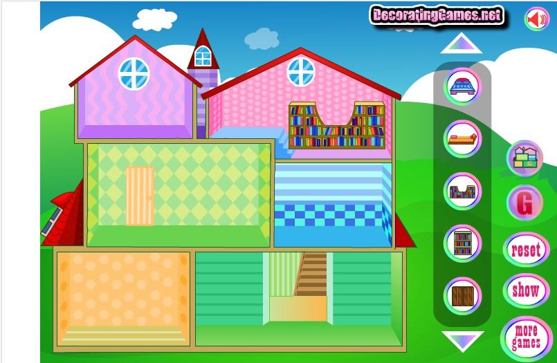 jogos de decorar Decore esta Casa