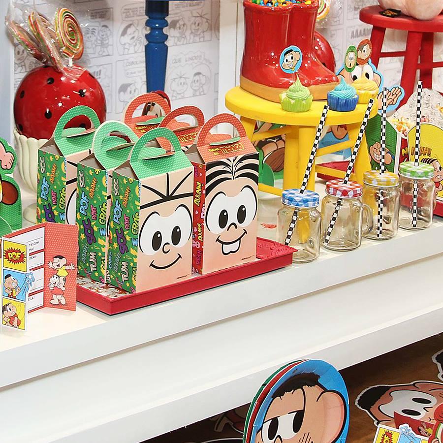 Os temas de festa infantil na MZ Decorações Monica