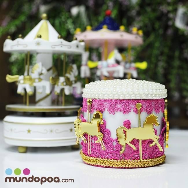 Mundo Poá decoração de festas