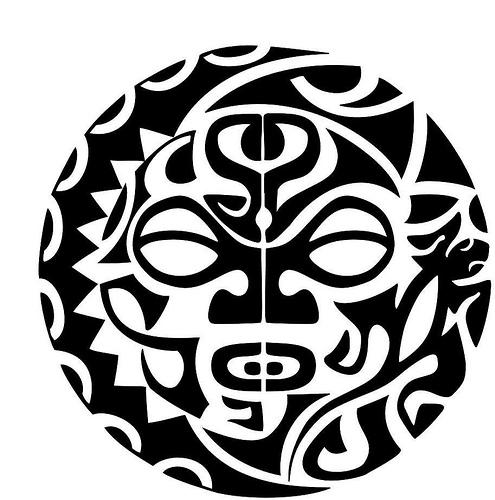 tatuagens Maori amor impossivel