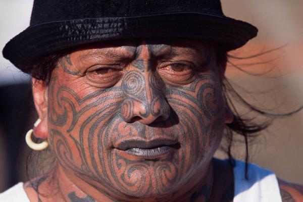 tatuagens Maori Moko