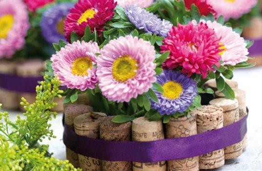 Arranjo de flores: aprenda a fazer e modificar sua casa! 1