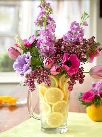 Pense na espécie certa de flor