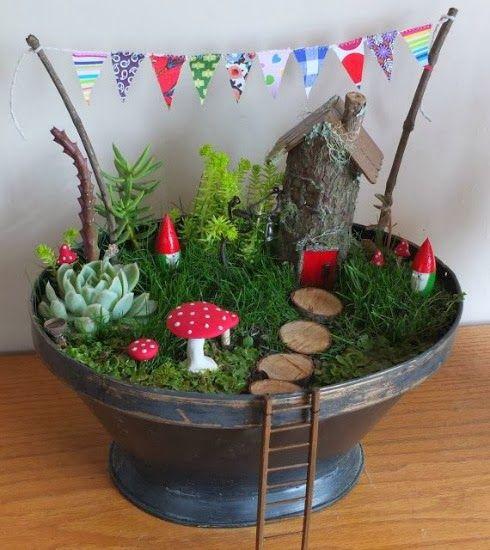 inspirações incríveis de jardins pequenos para a sua casa ou apartamento