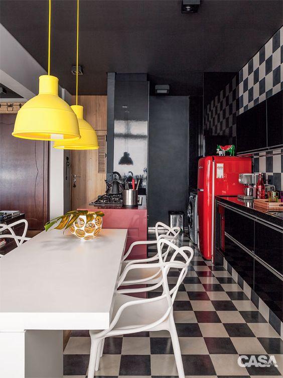 Pisos para cozinha: encontre o certo para a sua casa! 2