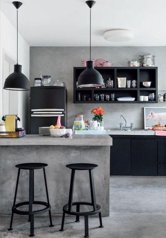 pisos para cozinha como decorar
