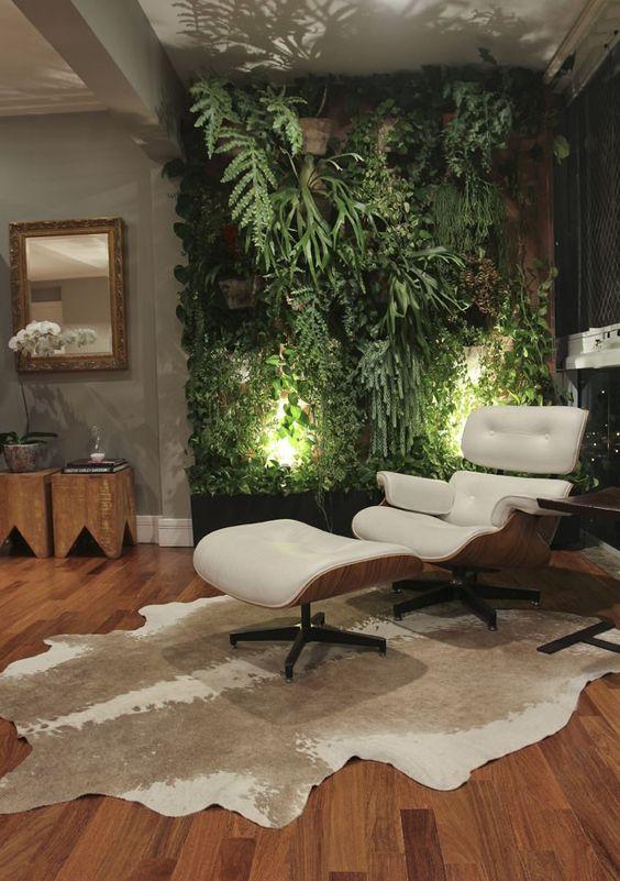 poltrona Charles Eames na decoração da sua casa