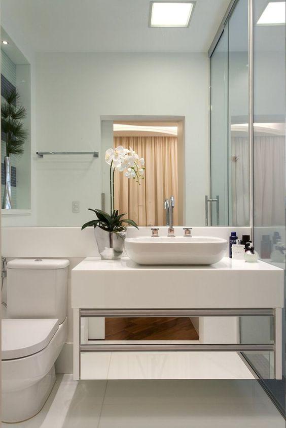 nanoglass banheiro