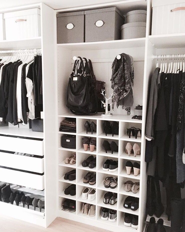 Dicas preciosas de como ter um guarda roupa organizado 5