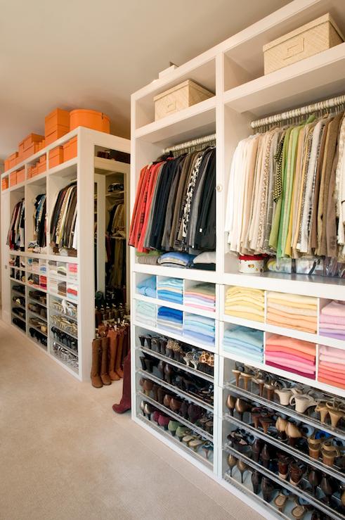 Dicas preciosas de como ter um guarda roupa organizado 4
