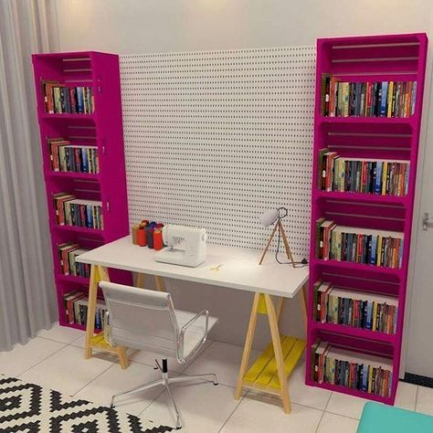 decoracao com pallets quarto