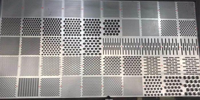 Chapas perfuradas: saiba quais são as aplicações dos furos redondos 1