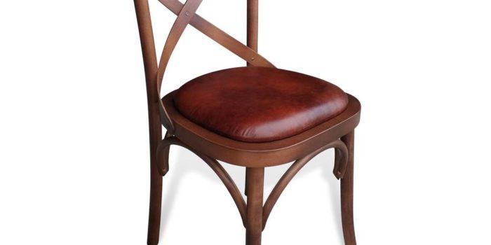 Decoração de Sala de Jantar com Cadeira Retro 1