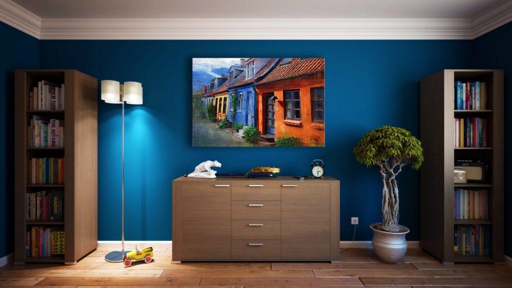 Como você pode facilitar a apresentação de seu projeto de design de interiores? 4