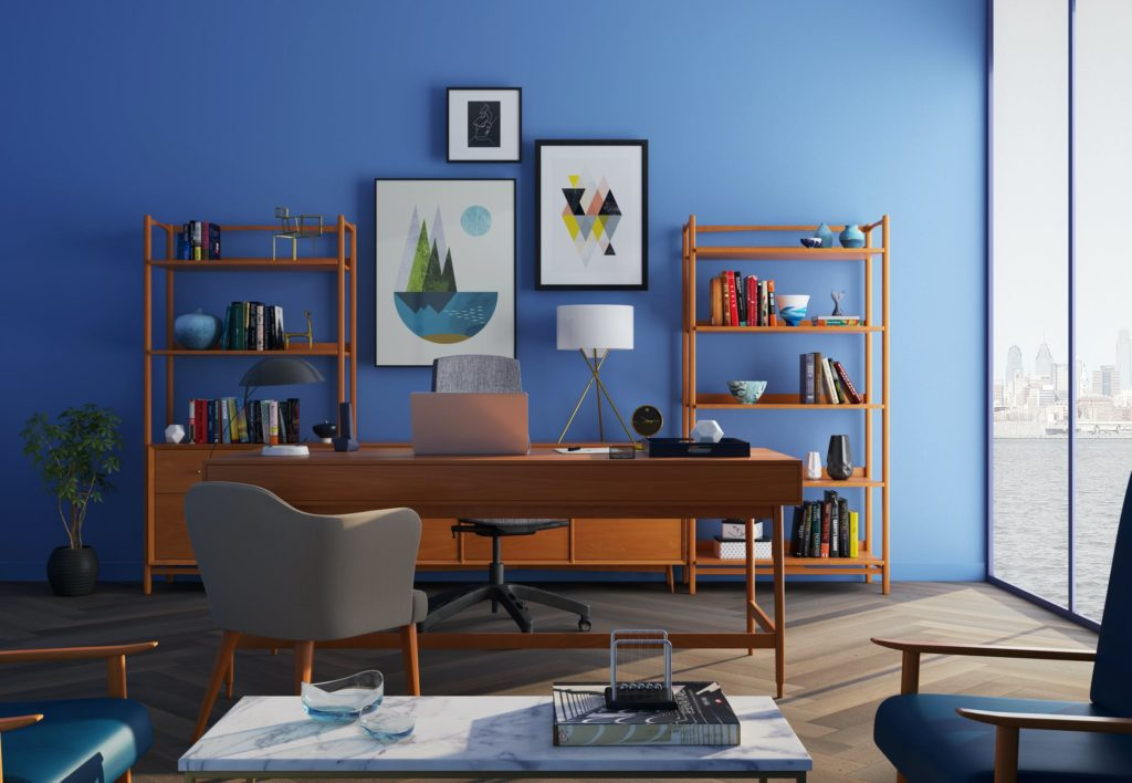 Como você pode facilitar a apresentação de seu projeto de design de interiores? 5